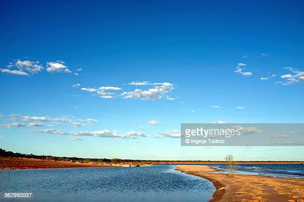 Deserted beach in the Kimberley