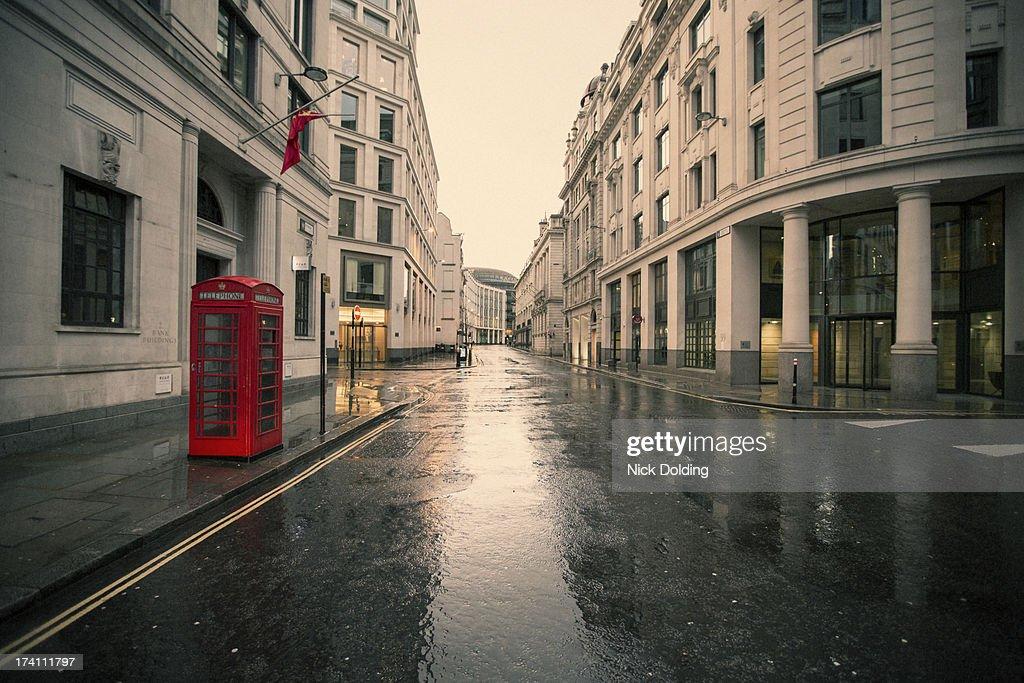 Deserted London 02