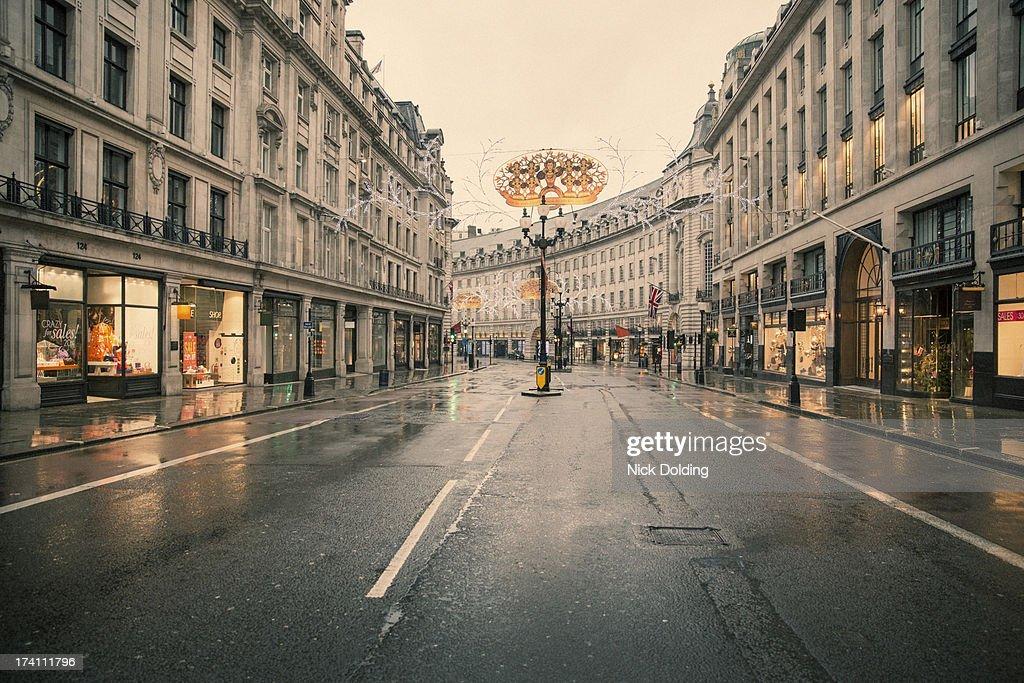 Deserted London 07 : Stock Photo