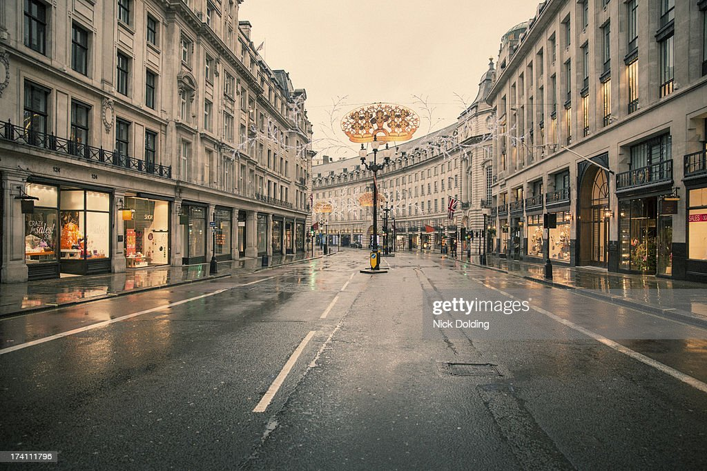 Deserted London 07