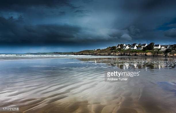CONTENT] A deserted Pentrez plage in Brittany captured at the crack of dawn and as the clouds began to disperse The ripples in the sand made for some...