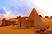 tempio nel deserto