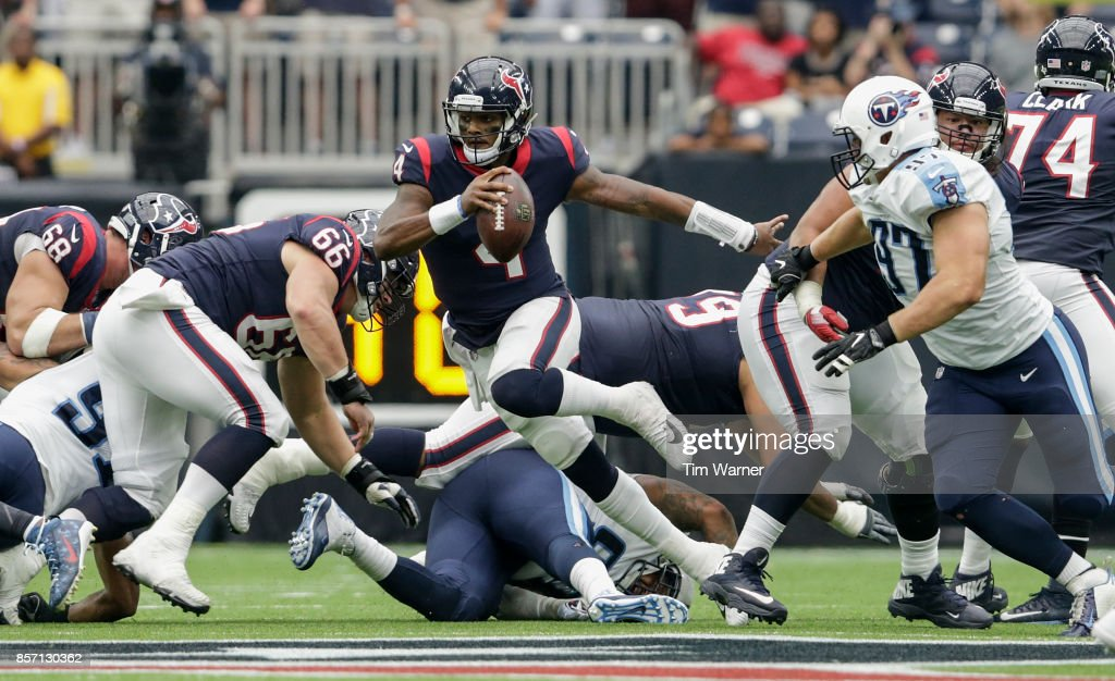 Tennessee Titans v Houston Texan : News Photo