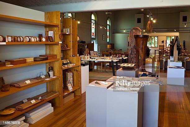 Design Centre of Tasmania on Tamar Street.