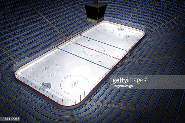 Design of an unoccupied hockey arena