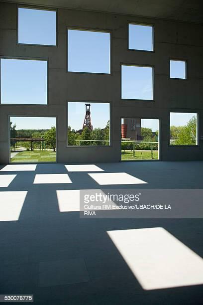 Design School, Zollverein Coal Mine Industrial Complex, Essen, Ruhr Region, Germany