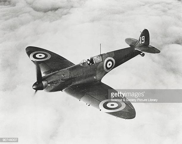 Designed by Reginald Mitchell and powered by a RollsRoyce Merlin engine the Spitfire was integral to Britain's frontline air defence during World War...