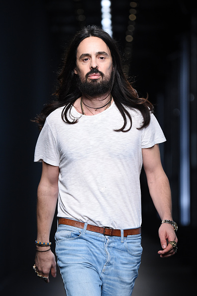 Alessandro michele stock photos and pictures getty images for Gucci alessandro michele