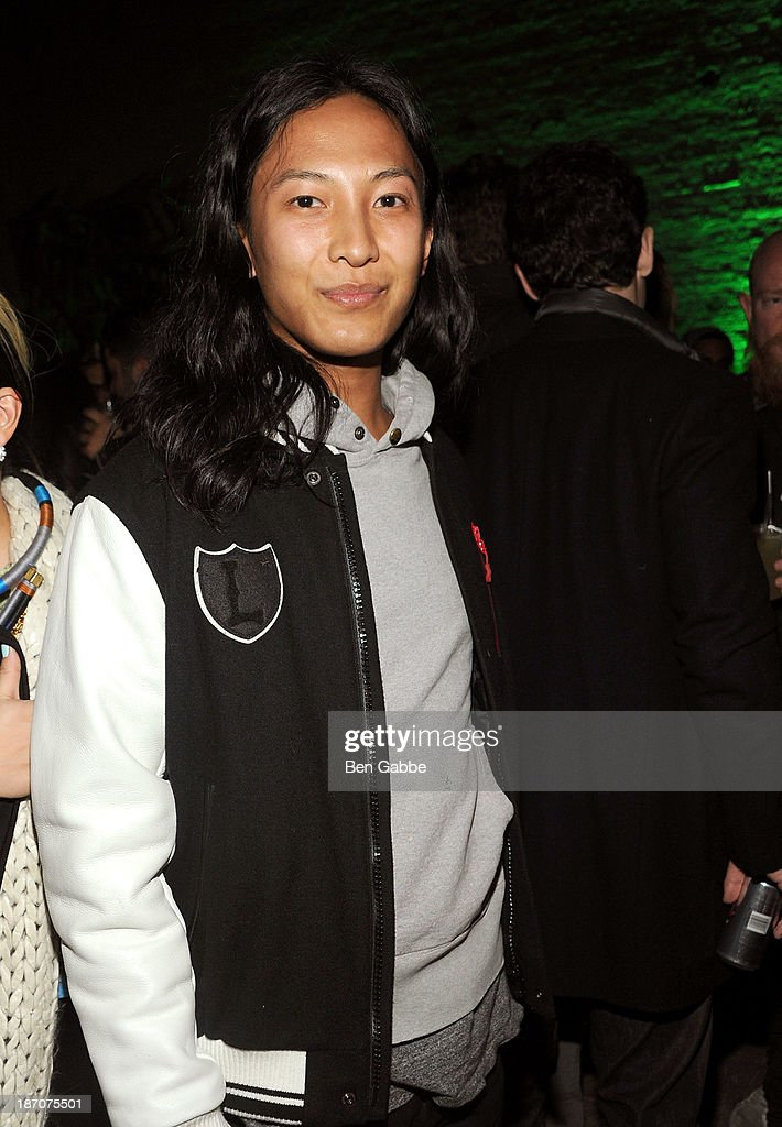 Designer Alexander Wang attends the Soho House Satellite Nights series with M.I.A. on November 5, 2013 in Brooklyn, New York.