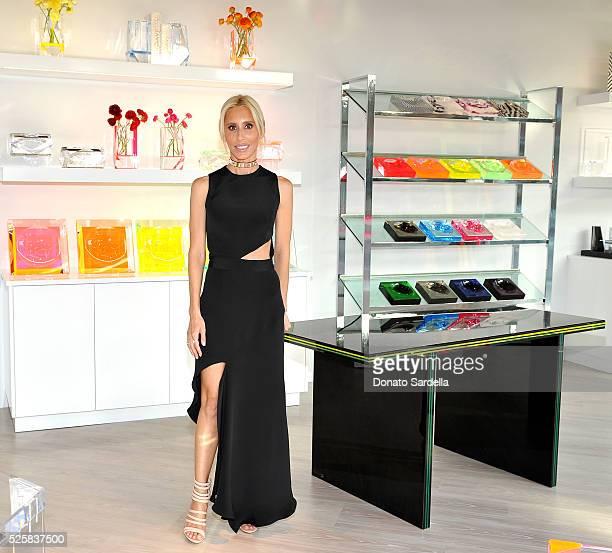 Designer Alexandra von Furstenberg attends the opening of the Alexandra Von Furstenberg Los Angeles flagship store on April 28 2016 in West Hollywood...