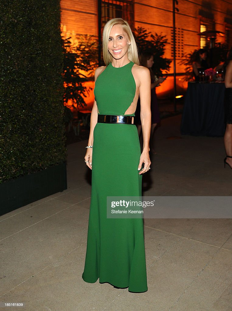 Designer Alexandra von Furstenberg attends the Wallis Annenberg Center for the Performing Arts Inaugural Gala presented by Salvatore Ferragamo at the Wallis Annenberg Center for the Performing Arts on October 17, 2013 in Beverly Hills, California.