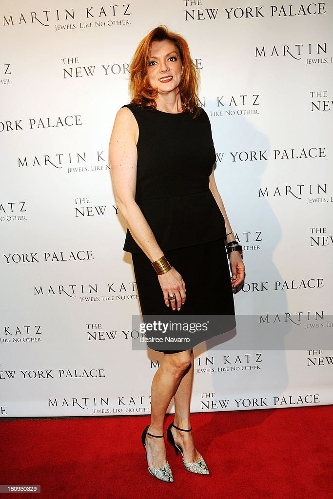 Designer Amy Jakubowski attends The New York Palace's unveiling celebration at The New York Palace Hotel on September 17, 2013 in New York City.