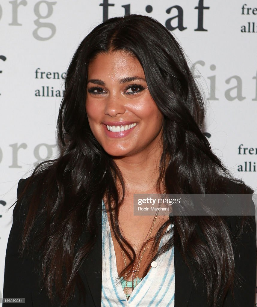 Designer and philanthropist Rachel Roy attends FIAF Presents: The Power Of Style at Florence Gould Hall on April 10, 2013 in New York City.