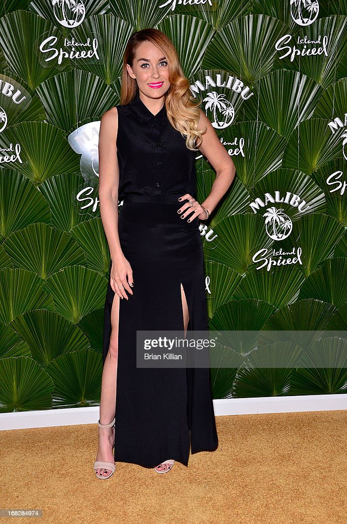 Designer and TV personality <a gi-track='captionPersonalityLinkClicked' href=/galleries/search?phrase=Lauren+Conrad&family=editorial&specificpeople=537620 ng-click='$event.stopPropagation()'>Lauren Conrad</a> attends the Malibu Island Spiced Launch Party at PH-D Rooftop Lounge at Dream Downtown on May 7, 2013 in New York City.