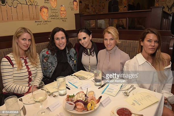 Designer and TV personality Nicky Rothschild Jessica Stark GOOD Foundation Board Member and Designer Stacey Bendet Eisner GOOD Foundation Founder...