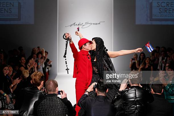Andre Soriano Fashion Designer Stock Photos And Pictures Getty Images