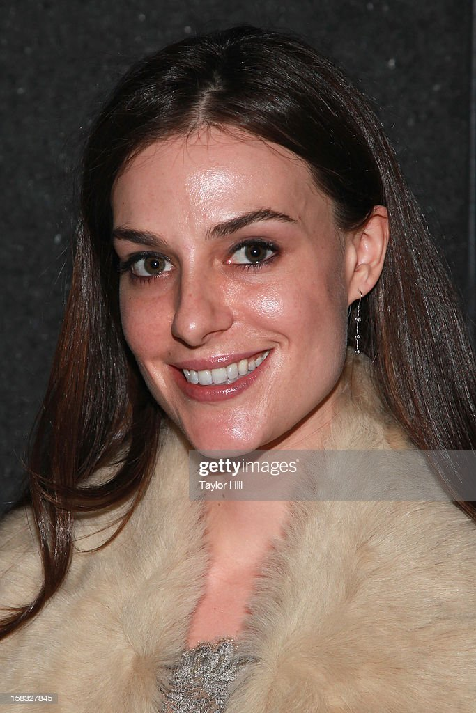 Designer Ariana Rockefeller Bucklin attends The Museum of Modern Art's Jazz Interlude Gala After Party at MOMA on December 12, 2012 in New York City.