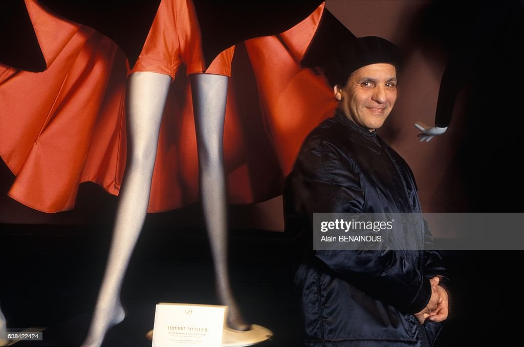 Fashion designer Azzedine Alaia dies at 77
