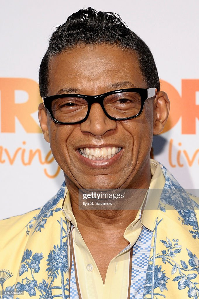 Designer B. Michael attend The Trevor Project's 2013 'TrevorLIVE' Event Honoring Cindy Hensley McCain at Chelsea Piers on June 17, 2013 in New York City.