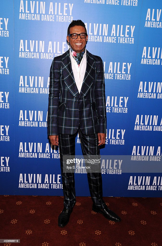Designer B. Michael attends the 2013 Alvin Ailey American Dance Theater's opening night benefit gala at New York City Center on December 4, 2013 in New York City.