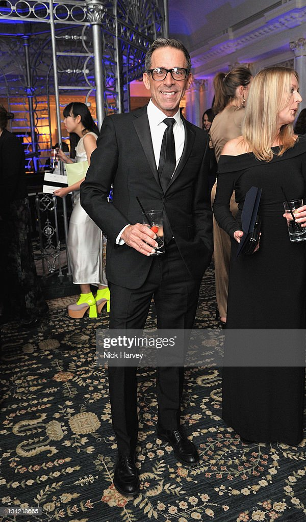 Designer Ben De Lisi attends the British Fashion Awards 2011 at The Savoy Hotel on November 28, 2011 in London, England.