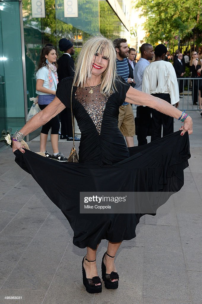 Designer <a gi-track='captionPersonalityLinkClicked' href=/galleries/search?phrase=Betsey+Johnson+-+Fashion+Designer&family=editorial&specificpeople=4205426 ng-click='$event.stopPropagation()'>Betsey Johnson</a> attends the 2014 CFDA fashion awards at Alice Tully Hall, Lincoln Center on June 2, 2014 in New York City.