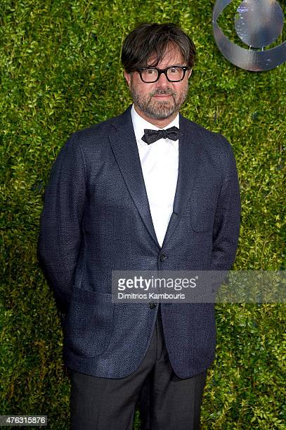 Designer Billy Reid attends the 2015 Tony Awards at Radio City Music Hall on June 7 2015 in New York City