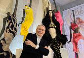 Bob Mackie And Debra Tate Appear At Icons and Idols:...