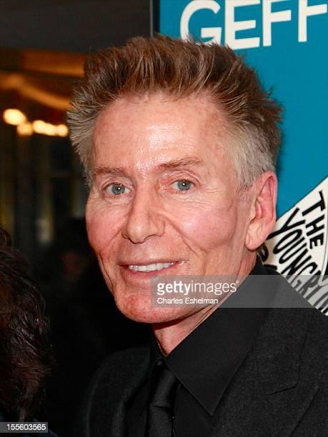 Designer Calvin Klein attends 'Inventing David Geffen' premiere at the Paris Theater on November 5 2012 in New York City