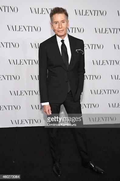 Designer Calvin Klein attends the Valentino Sala Bianca 945 Event on December 10 2014 in New York City