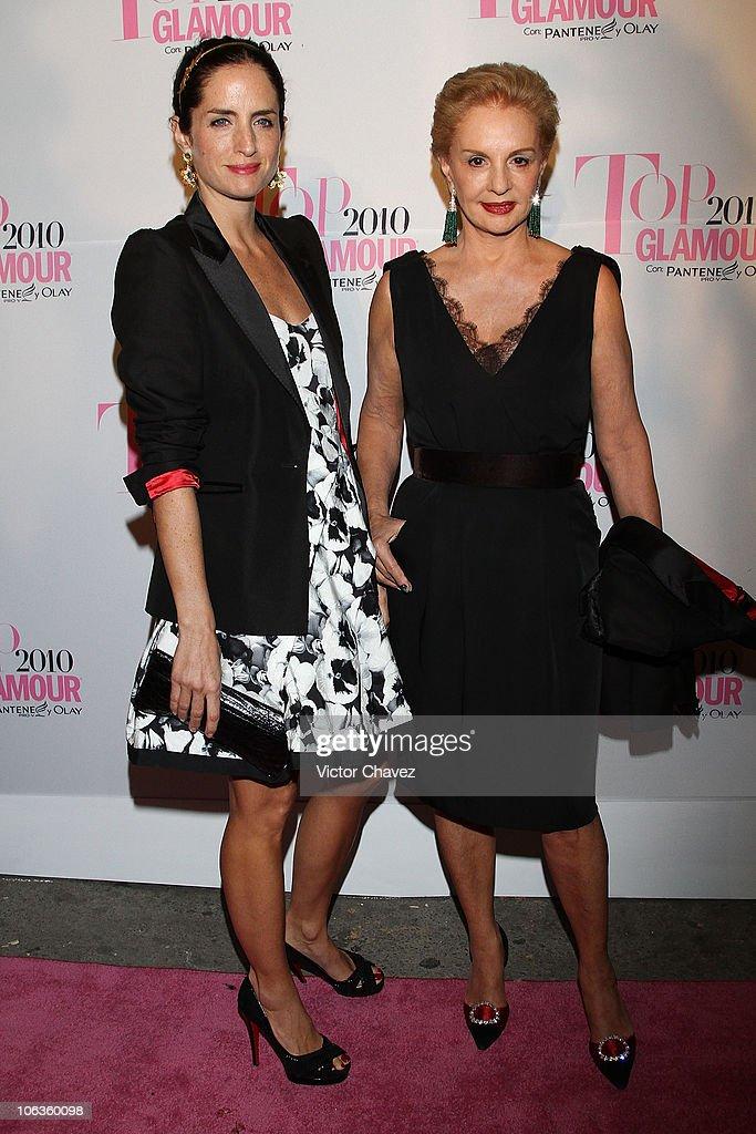 Top Glamour Awards 2010