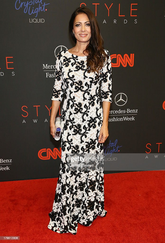 Designer Catherine Malandrino attends the 10th annual Style Awards during Mercedes Benz Fashion Week Spring 2014 at Lincoln Center on September 4, 2013 in New York City.
