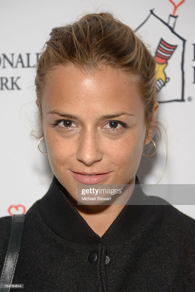 Designer Charlotte Ronson attends the 2012 Masquerade Ball Benefiting Ronald McDonald House at Apella on October 25, 2012 in New York City.