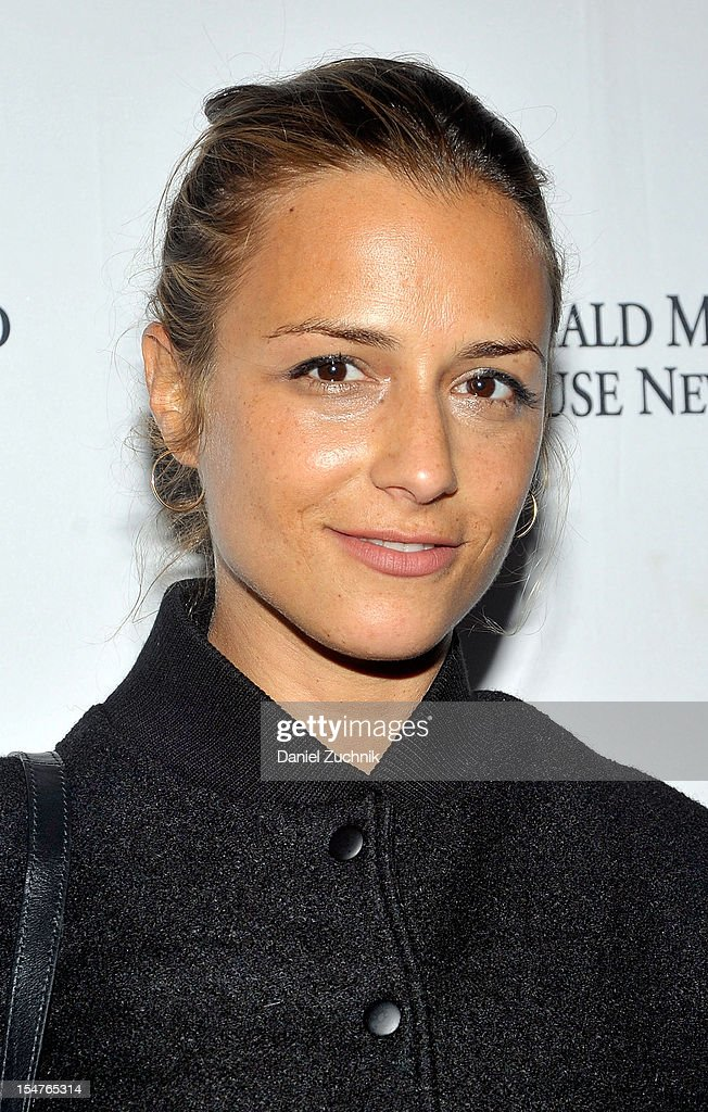 Designer Charlotte Ronson attends the Masquerade Ball Benefiting Ronald McDonald House at Apella on October 25, 2012 in New York City.