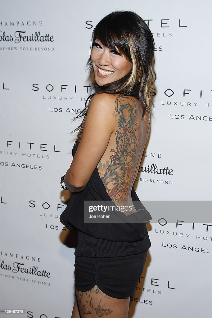 Designer Cheryl Koo attends the Night Of 'BB Forever: Brigitte Bardot, The Legend' at Sofitel Hotel on February 21, 2012 in Los Angeles, California.