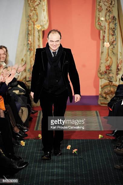 Christian Lacroix Fashion Designer Stock Photos and ...
