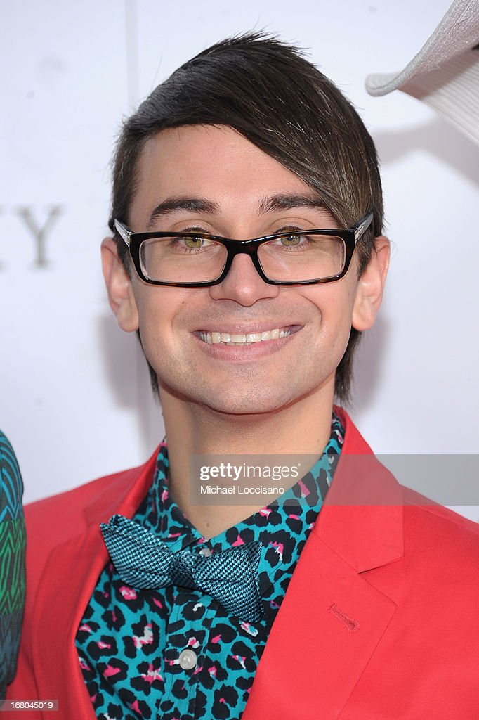 Designer Christian Siriano attends the 139th Kentucky Derby at Churchill Downs on May 4, 2013 in Louisville, Kentucky.