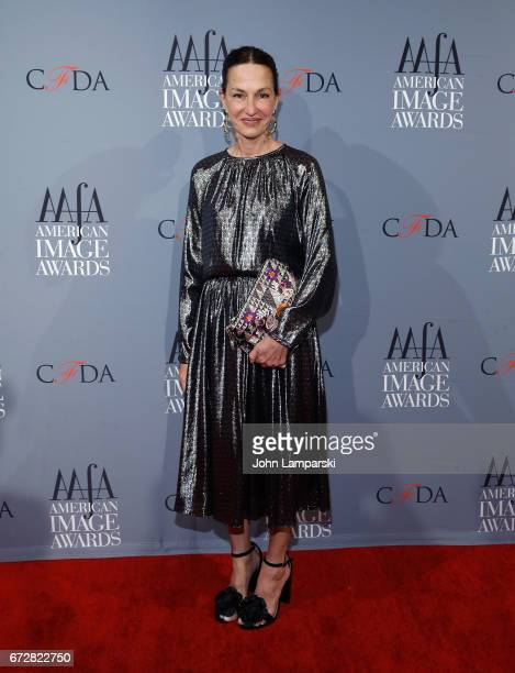 Designer Cynthia Rowley attends the 39th annual AAFA American Image Awards at 583 Park Avenue on April 24 2017 in New York City