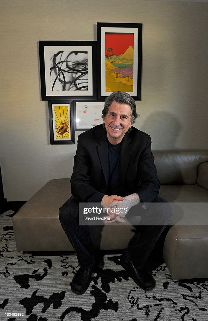 Designer David Rockwell appears during a preview for the Nobu Hotel Caesars Palace on February 1, 2013 in Las Vegas, Nevada. The Nobu Hotel Restaurant and Lounge Casears Palace is scheduled to open on February 4.