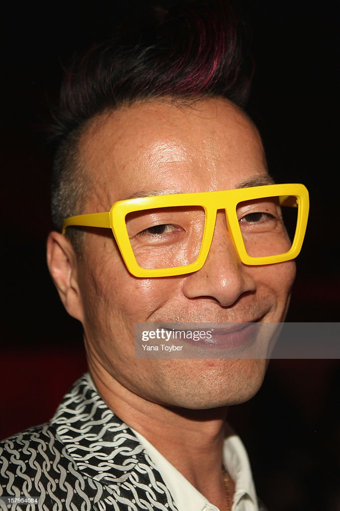 Designer D.B. Kim attends Pavan A La Plage at Soho Beach House on December 7, 2012 in Miami Beach, Florida.