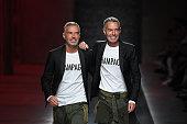 Dsquared2 - Runway - Milan Men's Fashion Week...