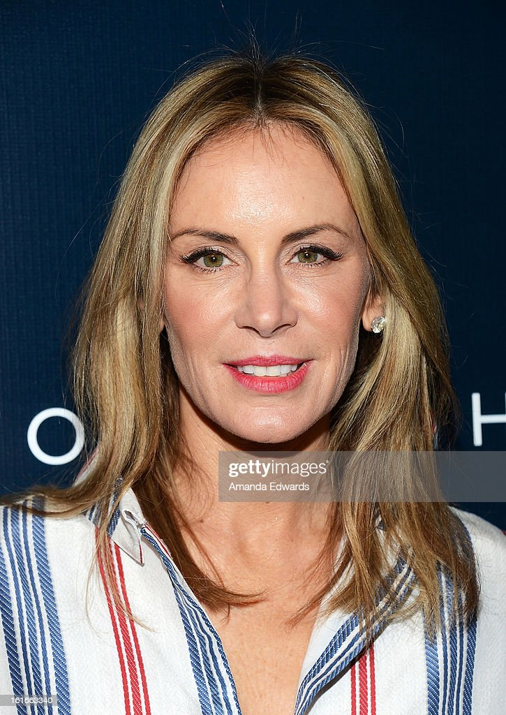 Designer Dee Hilfiger arrives at the Tommy Hilfiger West Coast Flagship Grand Opening Event at Tommy Hilfiger West Hollywood on February 13, 2013 in West Hollywood, California.