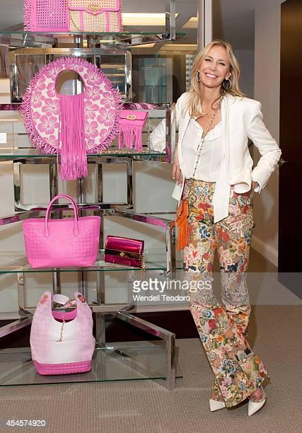 Designer Dee Hilfiger attends the Dee Ocleppo By Dee Hilfiger presentation during MercedesBenz Fashion Week Spring 2015 at on September 3 2014 in New...