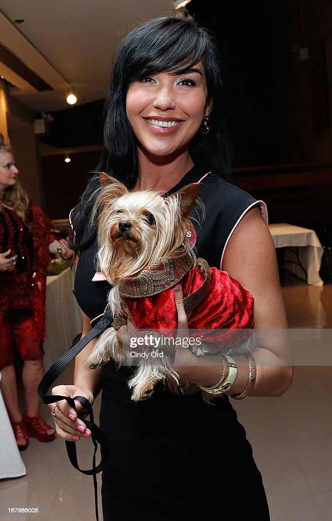 Designer Dena Roberson attends the FIT's Fifth Annual Pet Apparel and Accessories Fashion Show at The Fashion Institute of Technology on May 3, 2013 in New York City.