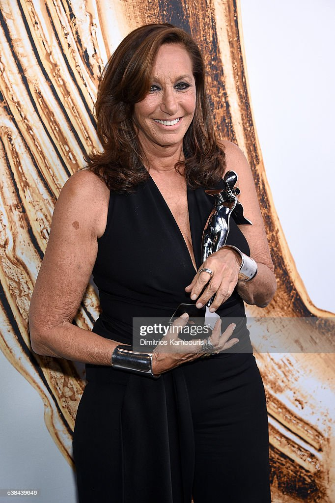 Designer <a gi-track='captionPersonalityLinkClicked' href=/galleries/search?phrase=Donna+Karan+-+Fashion+Designer&family=editorial&specificpeople=4206478 ng-click='$event.stopPropagation()'>Donna Karan</a> attends the 2016 CFDA Fashion Awards at Hammerstein Ballroom on June 6, 2016 in New York City.