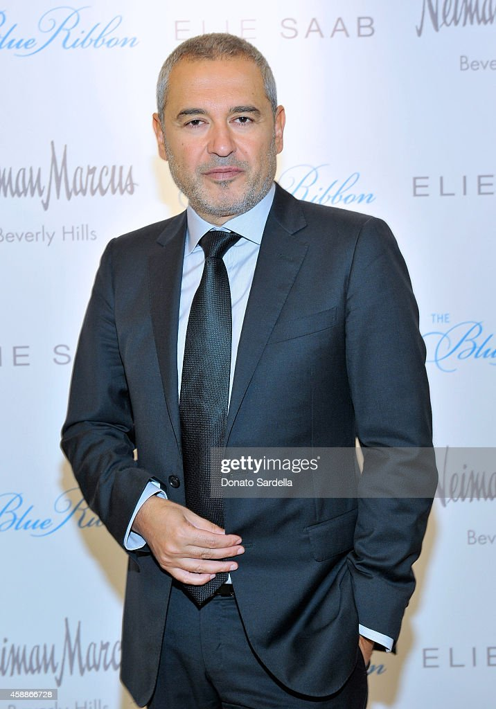 Elie Saab Ready-to-Wear Spring 2015 Presentation And Lunch Hosted By Blue Ribbon Of The Los Angeles Music Center