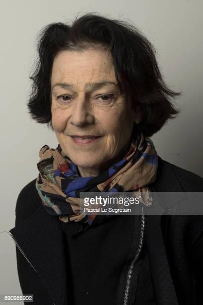Designer Elisabeth De Senneville attends the Paris Luxury Summit 2017 at Theatre Des Sablons on December 12 2017 in NeuillysurSeine France