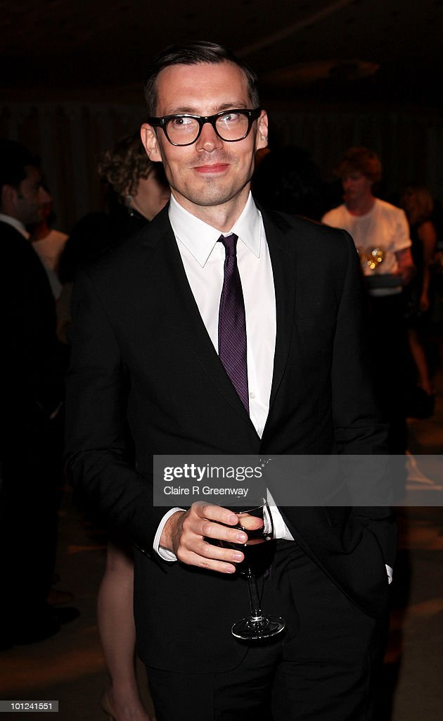 Designer Erdem attends the after party following the UK premiere of 'Sex And The City 2' at The Orangery, Kensington Gardens on May 27, 2010 in London, England.