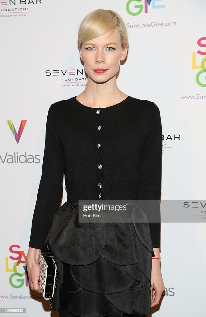 Designer Erin Fetherston attends the Vera Launch at Ambassadors River View at the United Nations on January 24, 2013 in New York City.