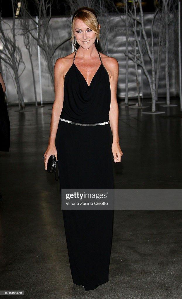 Designer Frida Giannini attends the 2010 Convivio held at Fiera Milano City on June 10, 2010 in Milan, Italy.
